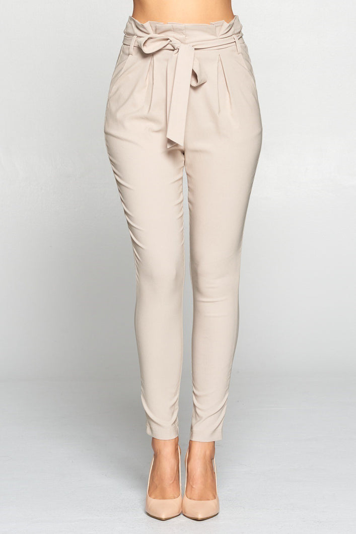 Out on the Town Pants (Taupe)