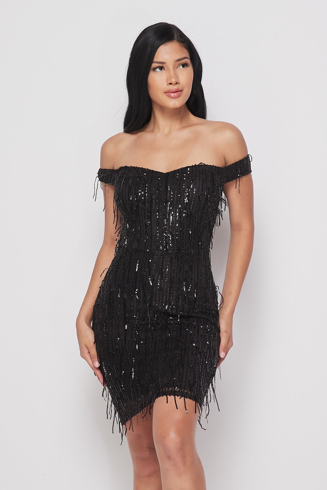 Evening To Remember Dress (Black)