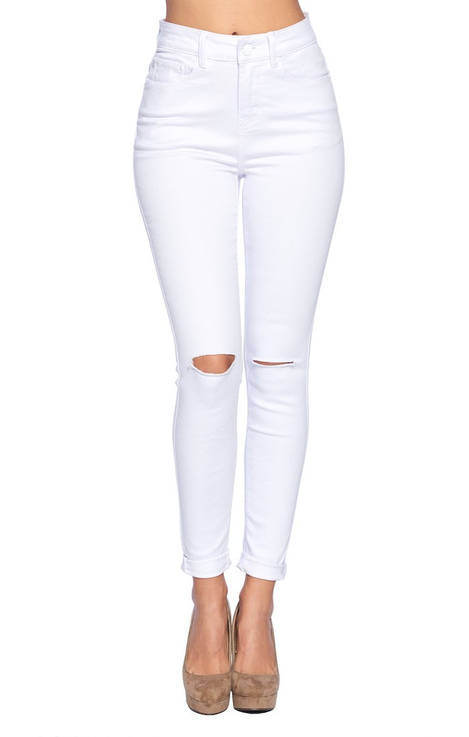Break the Ice Jeans (White)