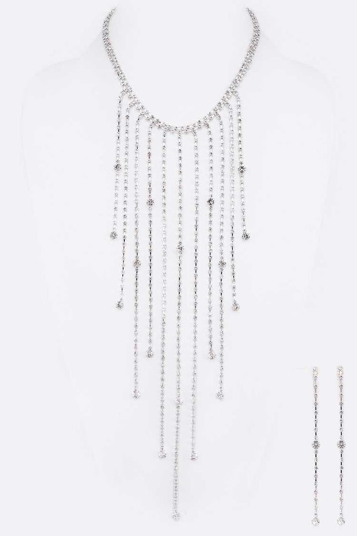 The Jezebel Necklace Set