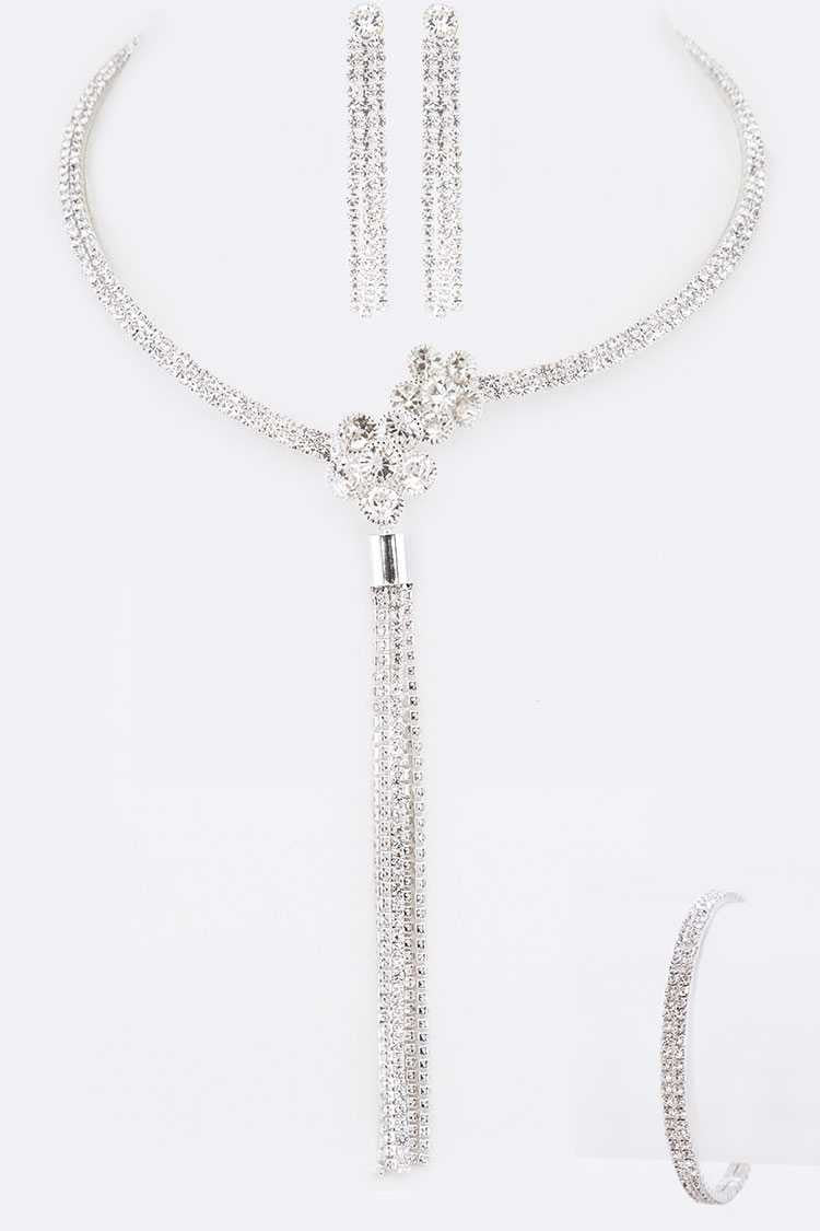 My Big Day Necklace Set