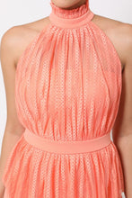 Load image into Gallery viewer, Sweet Like Candy Jumpsuit (Coral)
