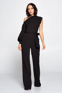 True Destiny Jumpsuit (Black)