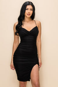 Lose Control Dress (Black)