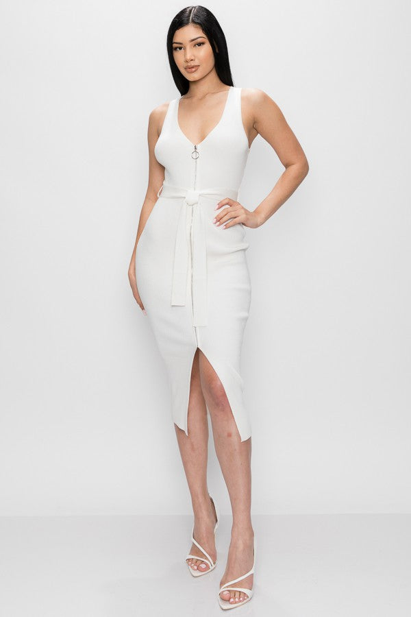 Best of Me Dress (Ivory)