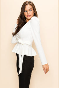 Bright Future Top (Ivory)