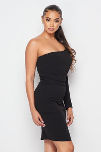 Infinite Love Dress (Black)
