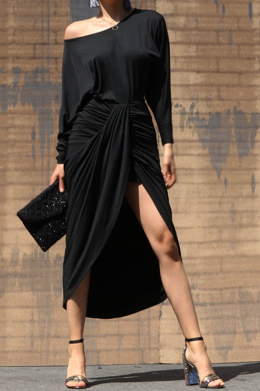The Chloe Dress (Black)