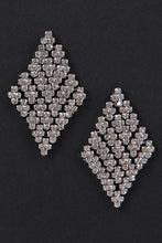 Load image into Gallery viewer, Diamond Shaped Earrings
