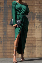 Load image into Gallery viewer, The Chloe Dress (Hunter Green)