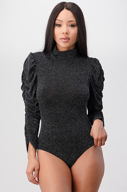 So Fab Bodysuit (Silver)