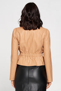 Free Spirit Jacket (Tan)