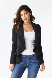 Boss' Fave Blazer (Black)