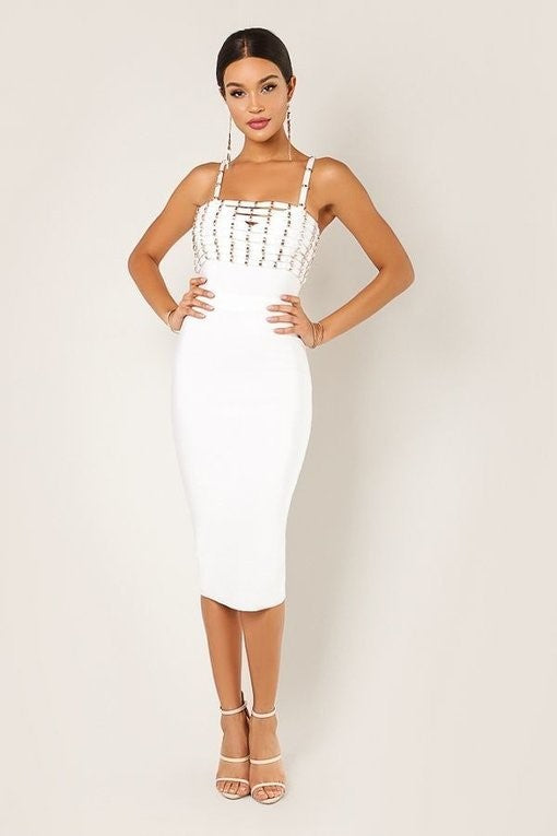 Just One Night Dress (Ivory)