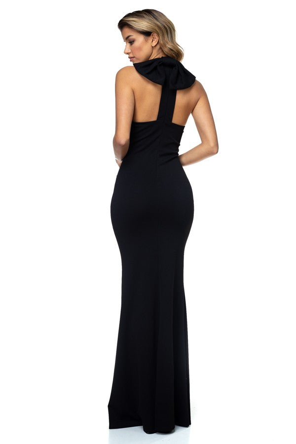 Queen Skylar Dress (Black)
