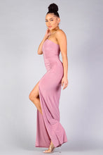 Load image into Gallery viewer, Queen Joelle Dress (Mauve)
