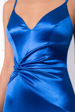 Load image into Gallery viewer, Ladies Night Dress (Royal Blue)