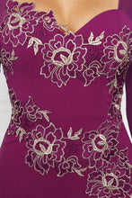 Load image into Gallery viewer, Princess Lilly Dress (Plum)