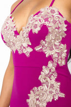 Load image into Gallery viewer, Always Remember Dress (Magenta)