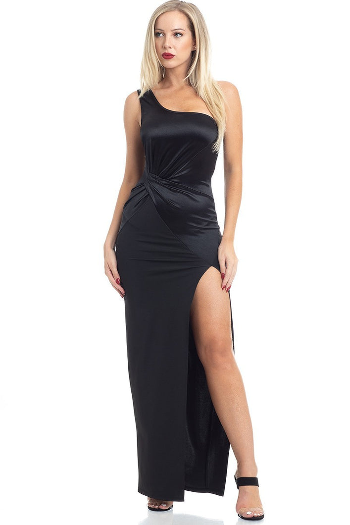 Queen Roxie Dress (Black)