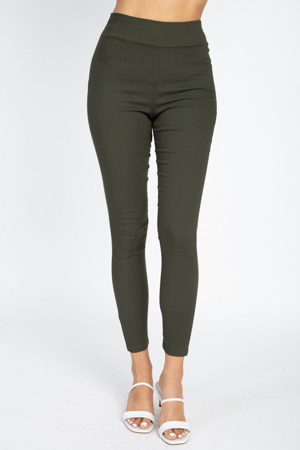 Your Everyday Pants (Olive)