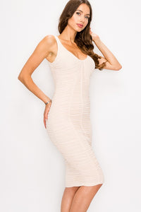 Lost in Love Dress (Cream)