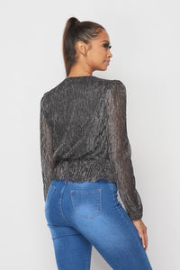 Simple Dream Top (Charcoal)