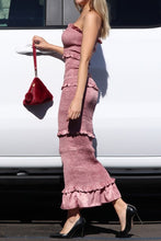 Load image into Gallery viewer, Mi Amor Dress (Mauve)