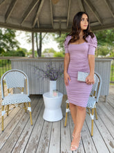 Load image into Gallery viewer, Call the Shots Dress (Lilac)