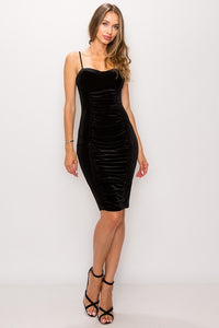 Date Me Now Dress (Black)