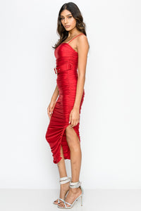 Unlimited Love Dress (Red)