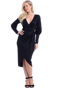 Wildest Dreams Dress (Black)