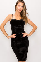 Load image into Gallery viewer, Date Me Now Dress (Black)