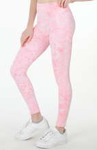 Load image into Gallery viewer, Marble Dye Leggings