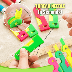 Automatic Needle Threader (5Pcs)