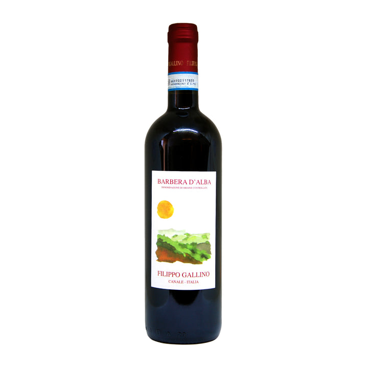 Filippo Gallino Barbera d'Alba 2018-Red-Villa Italia Wines