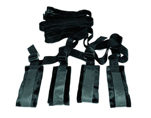 Sex and Mischief Bed Bondage Restraint Kit - My sheree and More