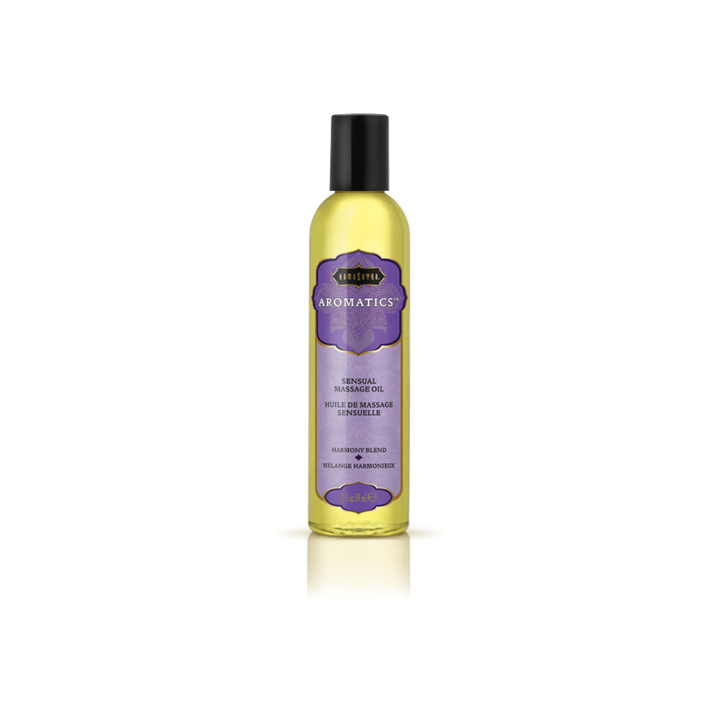 Aromatics Massage Oil - Harmony Blend - 2 Fl Oz - My sheree and More