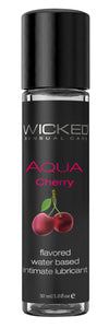 Aqua Cherry Water-Based Lubricant 1 Oz - My sheree and More