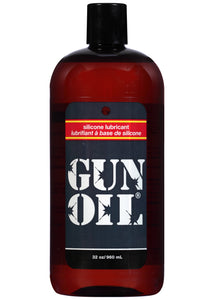 Gun Oil Silicone Lubricant 32 Oz - My sheree and More