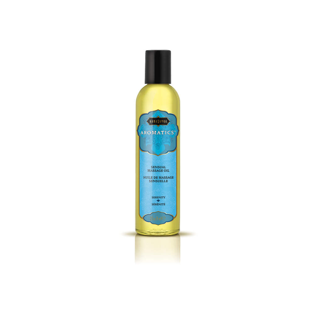 Aromatics Massage Oil - Serenity - 2 Fl Oz - My sheree and More