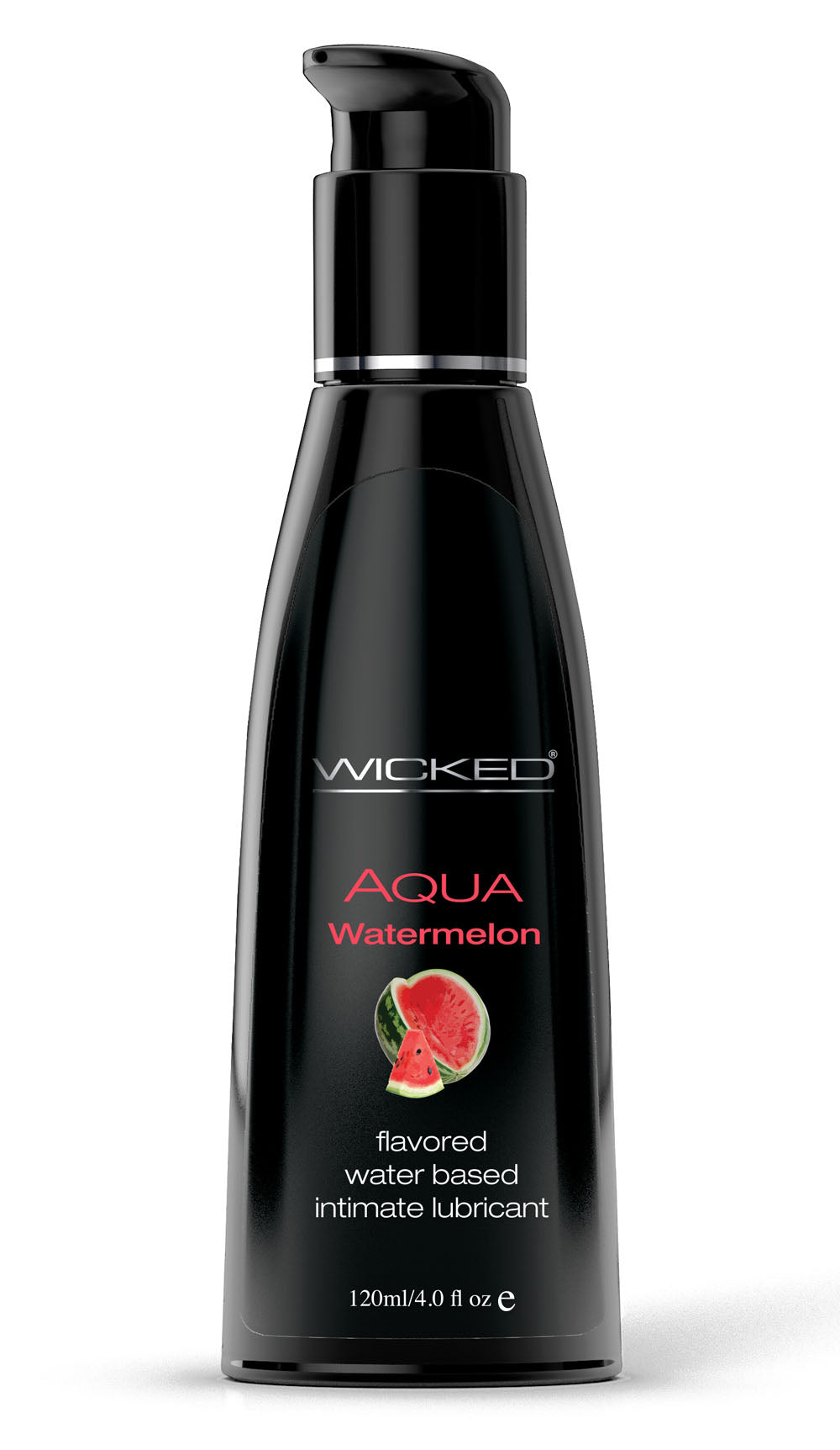 Aqua Watermelon Water-Based Lubricant 4 Oz - My sheree and More