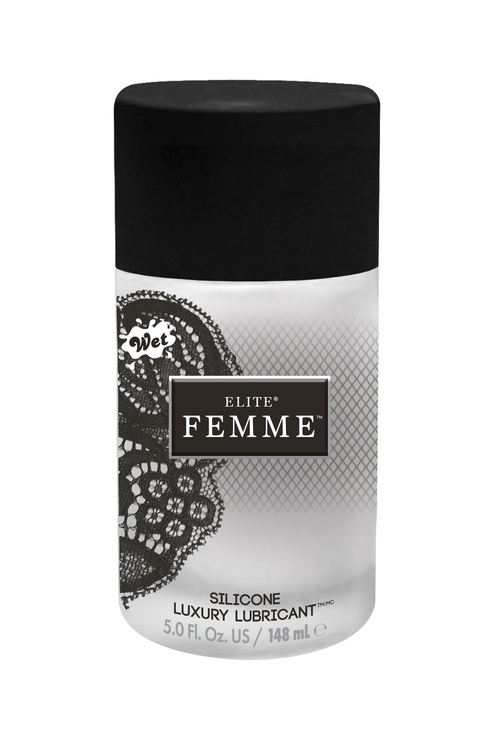 Wet Elite Femme Pure Silicone - 5 Fl. Oz./ 148 ml - My sheree and More