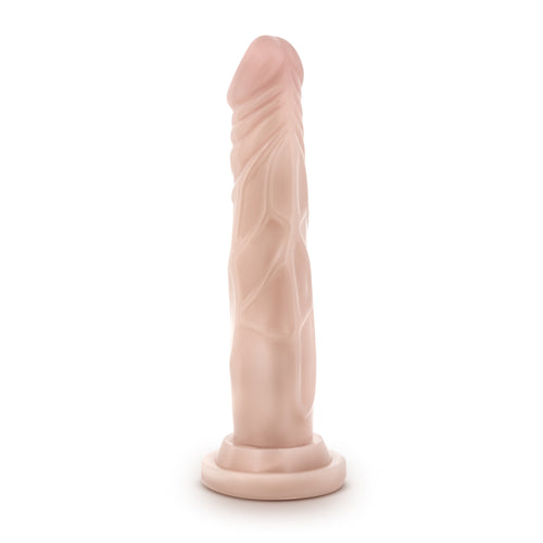 Dr. Skin - Realistic Cock - Basic 7.5 - Beige - My sheree and More