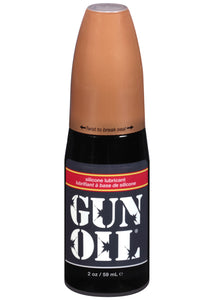 Gun Oil Silicone Lubricant - 2 Oz. - My sheree and More