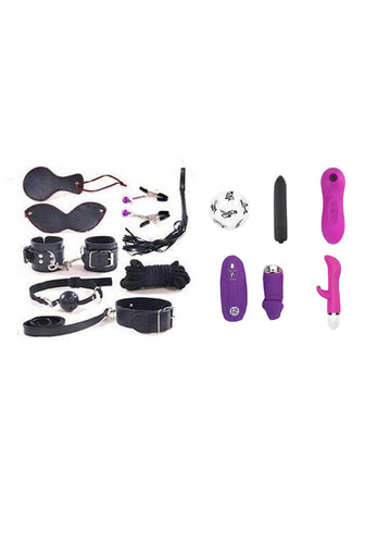 13 Piece Mysheree Super Adult Toy Set - My sheree and More