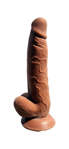 Skinsations Latin Lover Series 9 Inches - Guapo - My sheree and More