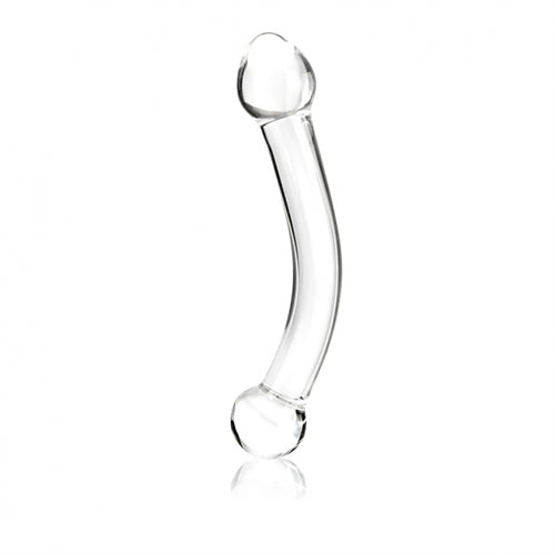 7 Inch Curved Glass G Spot Stimulator - My sheree and More