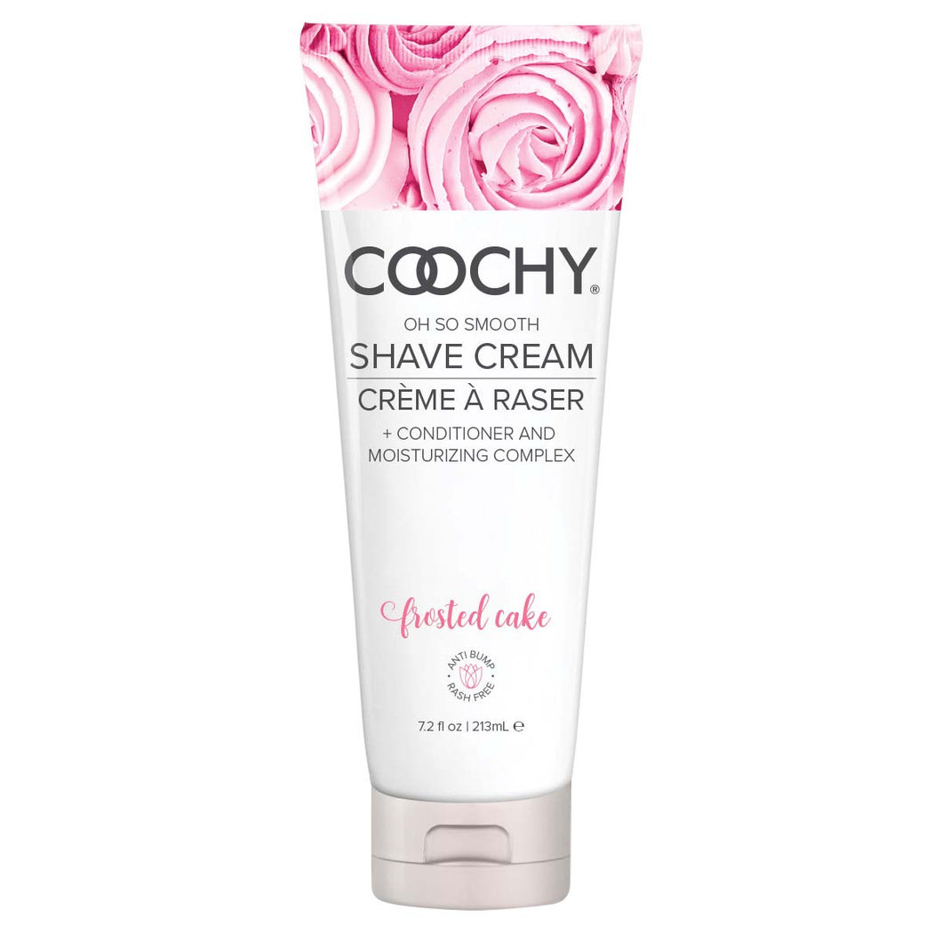 Coochy Shave Cream - Frosted Cake - 7.2 Oz - My sheree and More