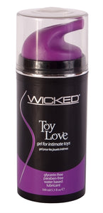 Toy Love Gel for Intimate Toys - 3.3 Oz. - My sheree and More